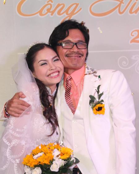 6 sao nam Việt làm đám cưới ở ngưỡng 50 tuổi - 7