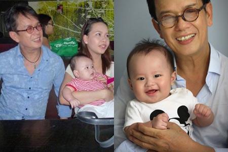 6 sao nam Việt làm đám cưới ở ngưỡng 50 tuổi - 6