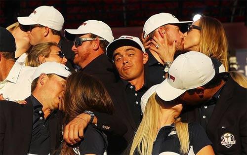 Golf 24/7: Tổng thống Obama tự hào về ĐT Ryder Cup Mỹ - 2