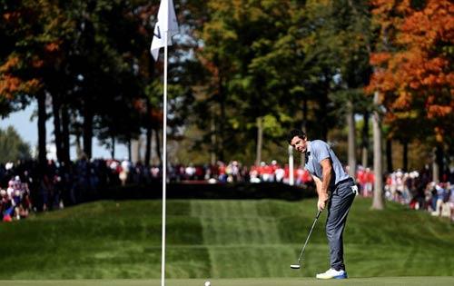 Golf 24/7: Tổng thống Obama tự hào về ĐT Ryder Cup Mỹ - 3