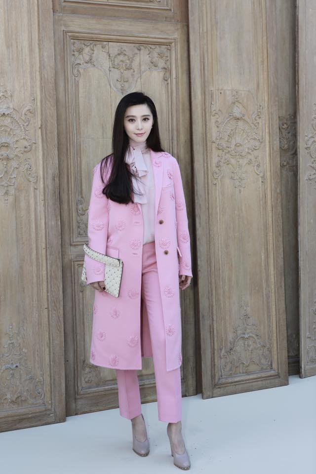 Phạm Băng Băng tỏa sáng tại Paris Fashion Week - 3