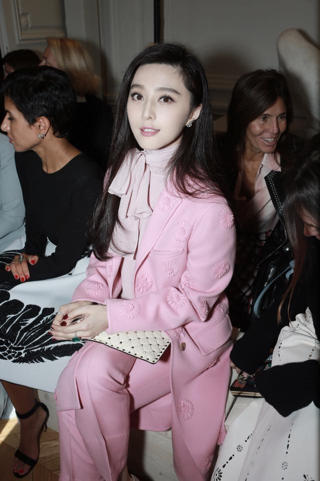 Phạm Băng Băng tỏa sáng tại Paris Fashion Week - 4