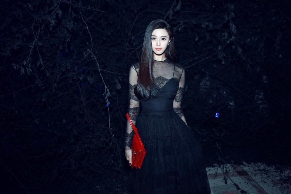 Phạm Băng Băng tỏa sáng tại Paris Fashion Week - 8