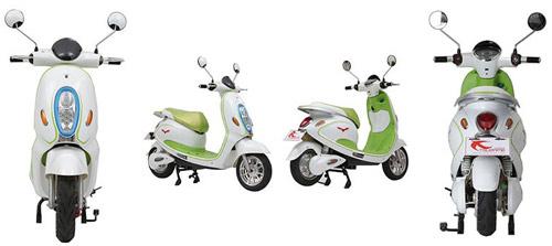Tsubame E-time mạnh tay tặng 100 xe máy điện cho Công an Hà Nội - 3