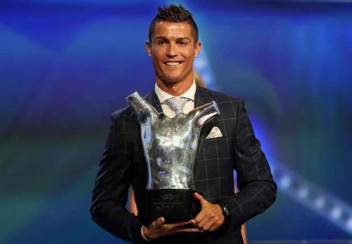 Xavi đặt cửa Ronaldo đoạt QBV, Messi về nhì - 1