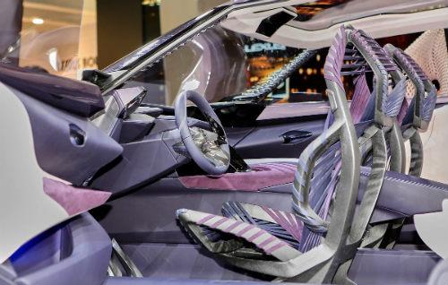 Ngắm trọn Lexus UX concept thiết kế 3D độc nhất vô nhị - 4