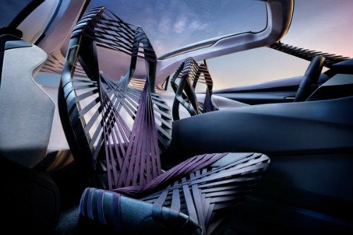 Ngắm trọn Lexus UX concept thiết kế 3D độc nhất vô nhị - 9