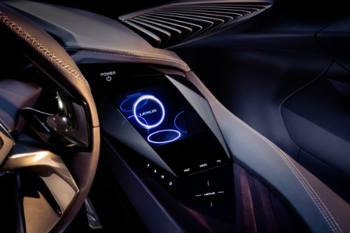 Ngắm trọn Lexus UX concept thiết kế 3D độc nhất vô nhị - 10
