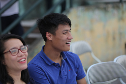 Bằng Kiều, Tuấn Hưng đấu Hồng Sơn, Minh Hiếu gây quỹ từ thiện - 8