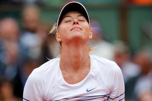 """Sharapova: """"Hôm nay là ngày hạnh phúc nhất của tôi"""" - 1"""
