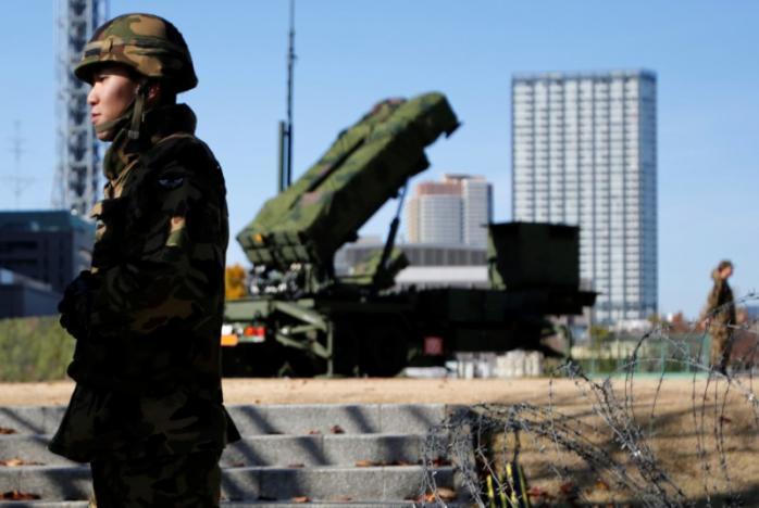 Nhật Bản không thể chống chọi nếu Triều Tiên tấn công? - 3