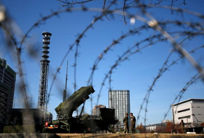 Nhật Bản không thể chống chọi nếu Triều Tiên tấn công? - 1