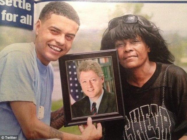 Người tự nhận là con rơi Bill Clinton kêu bị ruồng bỏ - 5