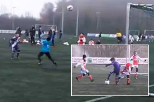 Truyền nhân Messi 13 tuổi & 7 SAO nhí siêu phàm - 1