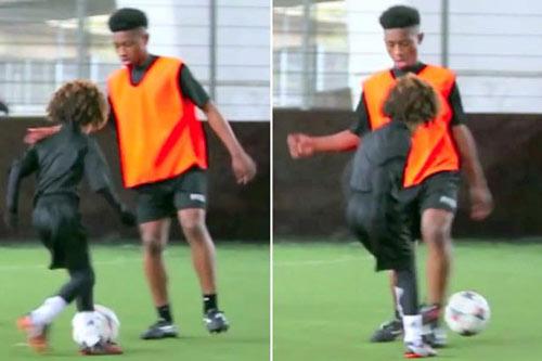 Truyền nhân Messi 13 tuổi & 7 SAO nhí siêu phàm - 2
