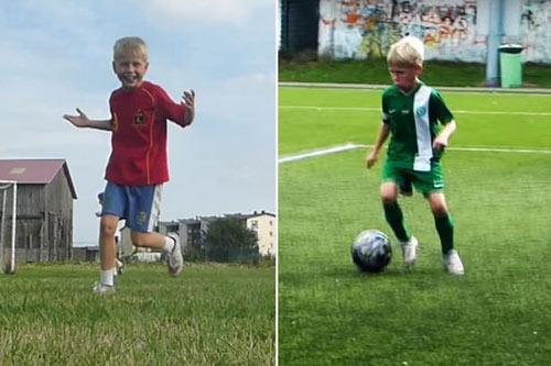 Truyền nhân Messi 13 tuổi & 7 SAO nhí siêu phàm - 4