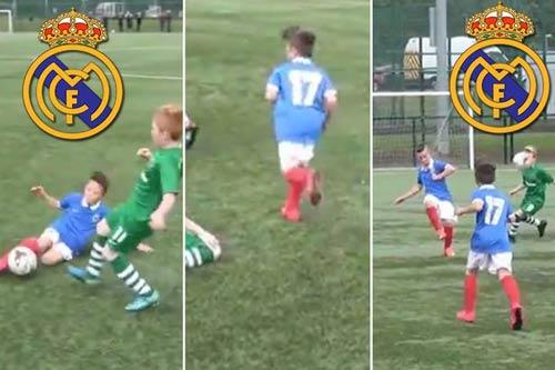 Truyền nhân Messi 13 tuổi & 7 SAO nhí siêu phàm - 5