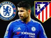 """Bóng đá - Diego Costa: Tỏa sáng Chelsea vẫn """"thả thính"""" Atletico"""