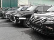 Thị trường - Tiêu dùng - Thanh tra công tác nhập khẩu ô tô tại Tổng cục Hải quan