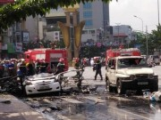 Vụ nổ taxi ở Quảng Ninh: Thư tuyệt mệnh viết gì?