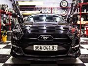 Tư vấn - Ford Mustang bản kỷ niệm 50 năm độ siêu chất tại Sài Gòn