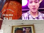 Bạn trẻ - Cuộc sống - Xôn xao chàng trai ăn mỳ cay cấp độ 12 ở xứ Nghệ