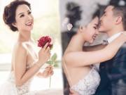 Bạn trẻ - Cuộc sống - Hoa khôi Thu Hà gợi cảm từng cm khi làm cô dâu