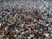 Thế giới - Ảnh: Cảnh khủng khiếp khi 600 triệu dân TQ đi du lịch