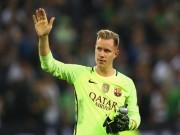 Bóng đá - Barca: Messi chạm bóng ít hơn cả thủ môn