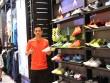 """""""Sao"""" nô nức dự khai trương cửa hàng adidas Royal lớn nhất miền Bắc"""