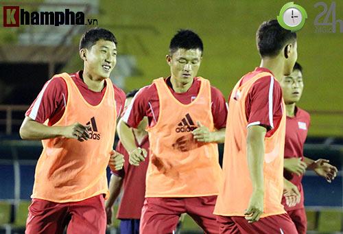 """Đội bóng """"bí ẩn"""" Triều Tiên: 22 cầu thủ & 1 nụ cười ở TP.HCM - 3"""