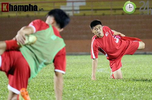 """Đội bóng """"bí ẩn"""" Triều Tiên: 22 cầu thủ & 1 nụ cười ở TP.HCM - 2"""
