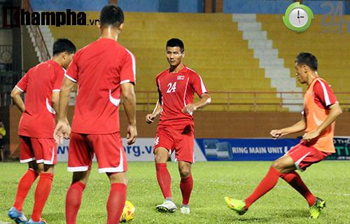 """Đội bóng """"bí ẩn"""" Triều Tiên: 22 cầu thủ & 1 nụ cười ở TP.HCM - 5"""