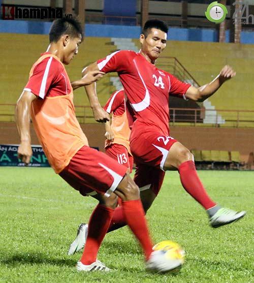 """Đội bóng """"bí ẩn"""" Triều Tiên: 22 cầu thủ & 1 nụ cười ở TP.HCM - 6"""