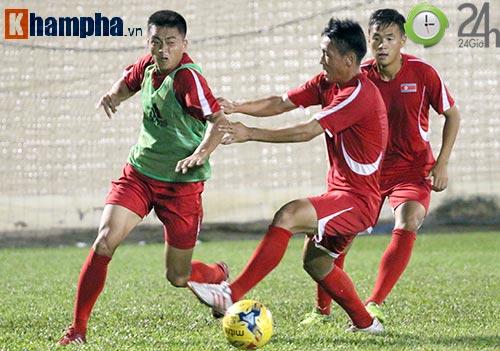 """Đội bóng """"bí ẩn"""" Triều Tiên: 22 cầu thủ & 1 nụ cười ở TP.HCM - 8"""