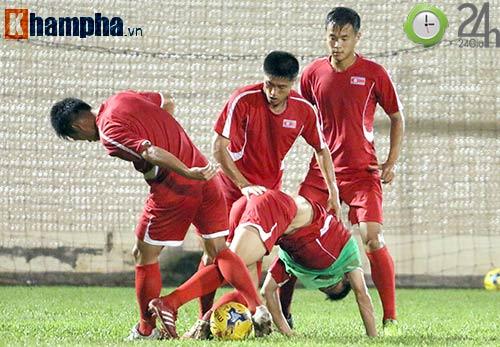 """Đội bóng """"bí ẩn"""" Triều Tiên: 22 cầu thủ & 1 nụ cười ở TP.HCM - 9"""