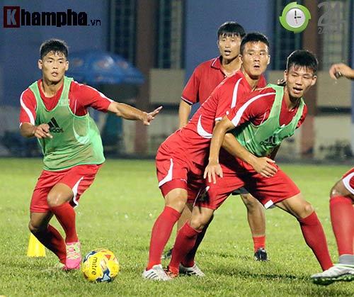 """Đội bóng """"bí ẩn"""" Triều Tiên: 22 cầu thủ & 1 nụ cười ở TP.HCM - 7"""