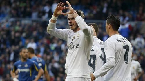 Tiết lộ: MU quyết liệt tấn công Bale, Real bất an - 2