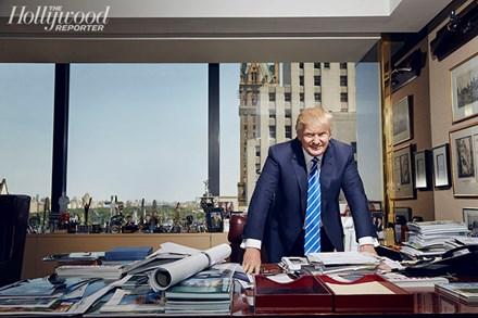 Donald Trump rớt 35 hạng trong danh sách người giàu nước Mỹ - 1