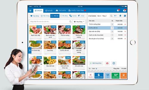 Miễn phí dùng thử phần mềm quản lý nhà hàng, quán cafe - 2