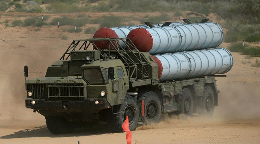 Nga triển khai hệ thống tên lửa S-300 tới Syria - 1