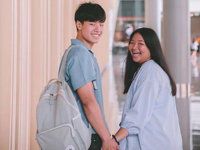 Cô gái Thái xấu xí, nặng 91 kg vẫn cưa được soái ca