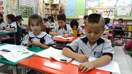 TP.HCM khảo sát năng lực tất cả học sinh lớp 3 bằng trắc nghiệm - 1
