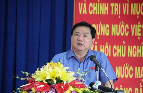 Bí thư Thăng thông tin về vụ ông Trịnh Xuân Thanh - 1