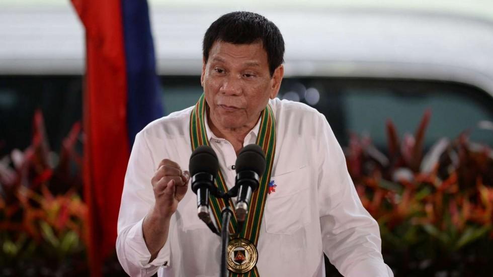 """Tổng thống Philippines rủa Obama """"biến xuống địa ngục"""" - 1"""