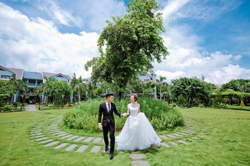 Gặp cô vợ xinh như minh tinh của cầu thủ Huỳnh Tấn Tài - 6