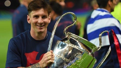 """""""Gánh đội"""" giỏi nhất lịch sử: Messi, Maradona & Pele - 2"""