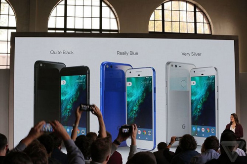 Google Pixel và Pixel XL chính thức trình làng - 4