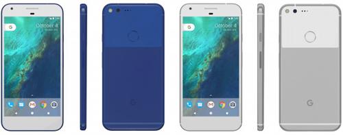 Google Pixel và Pixel XL chính thức trình làng - 3