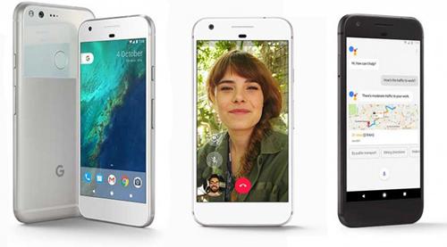 Google Pixel và Pixel XL chính thức trình làng - 2